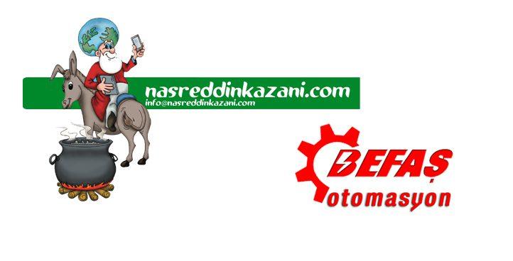 NASREDDİN KAZANI & BEFAŞ OTOMASYON